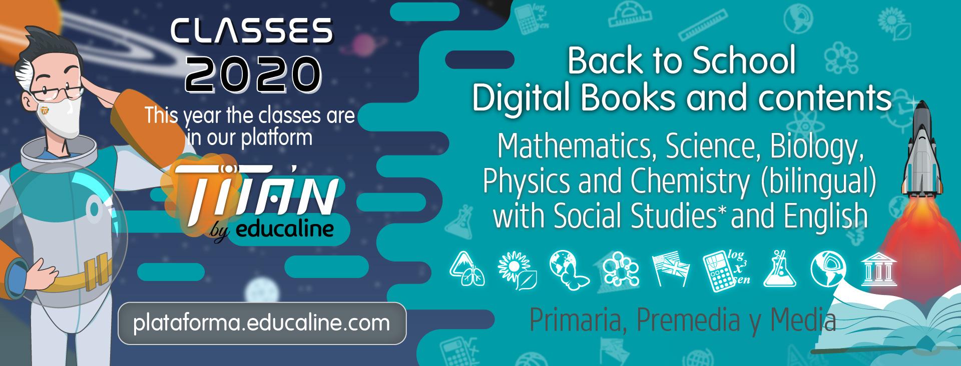Libros Digitales Educativos para Panamá